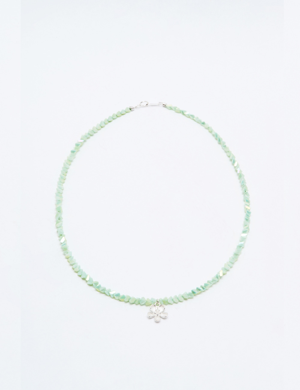Tropical Necklace(Mint)