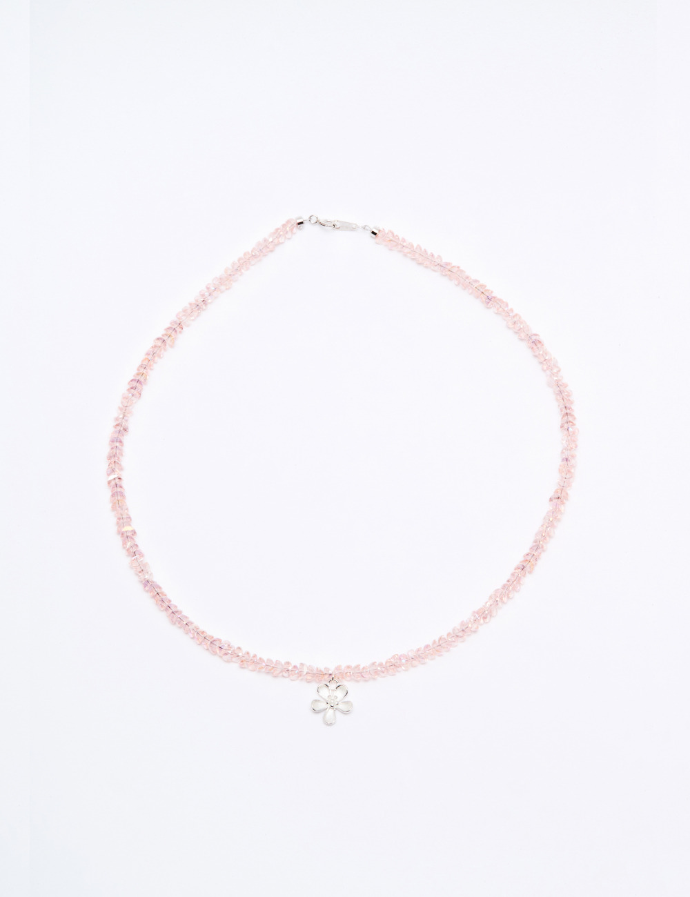 Tropical Necklace(Pink)