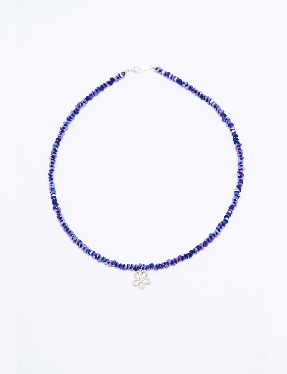 Tropical Necklace(Blue)