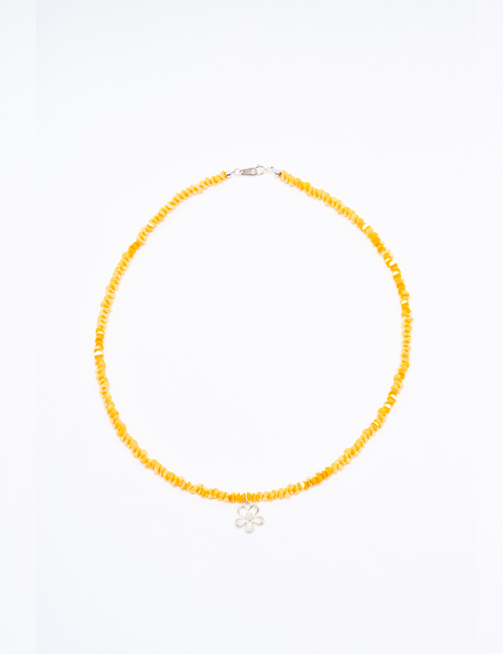 Tropical Necklace(Yellow)
