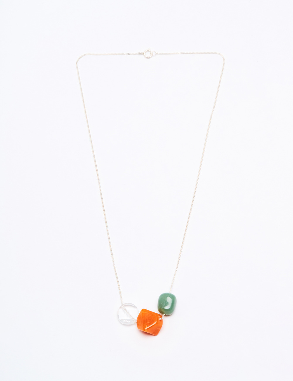 Block candy Necklace